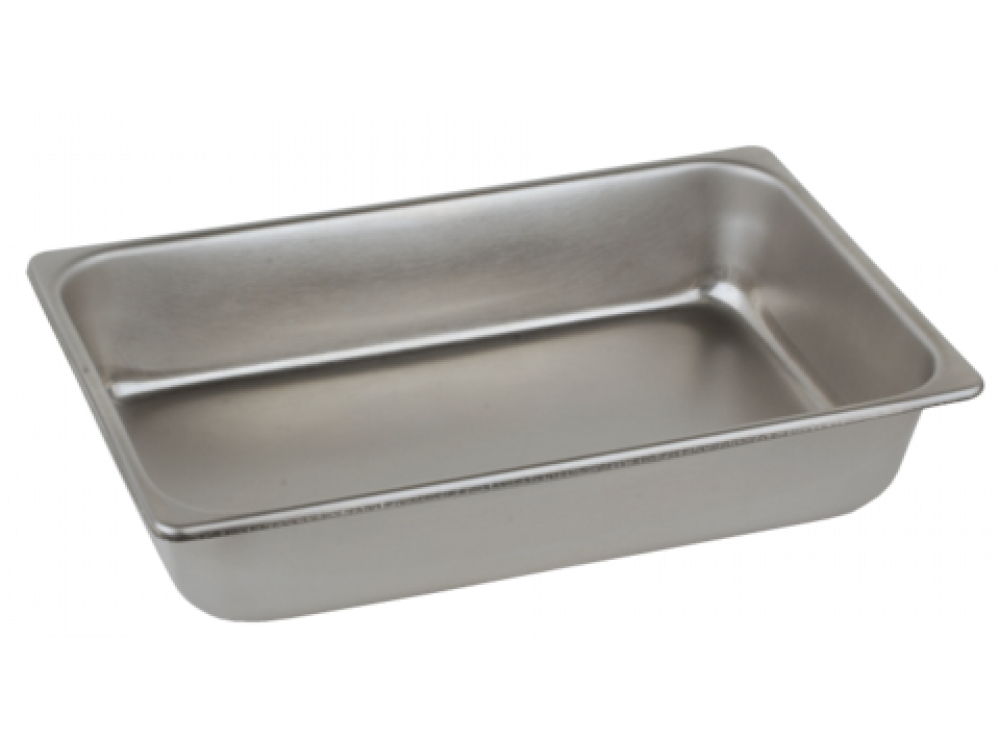 Inox Instrument Tray - Deep