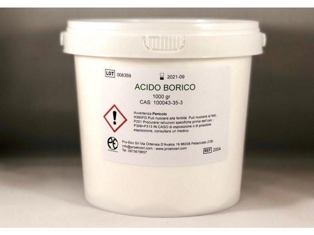 Βορικό οξύ 1kg