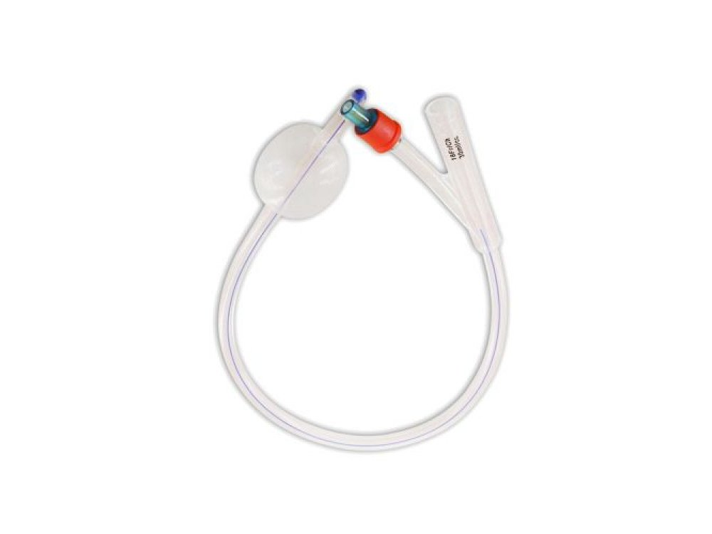 2way Foley Silicone Catheter