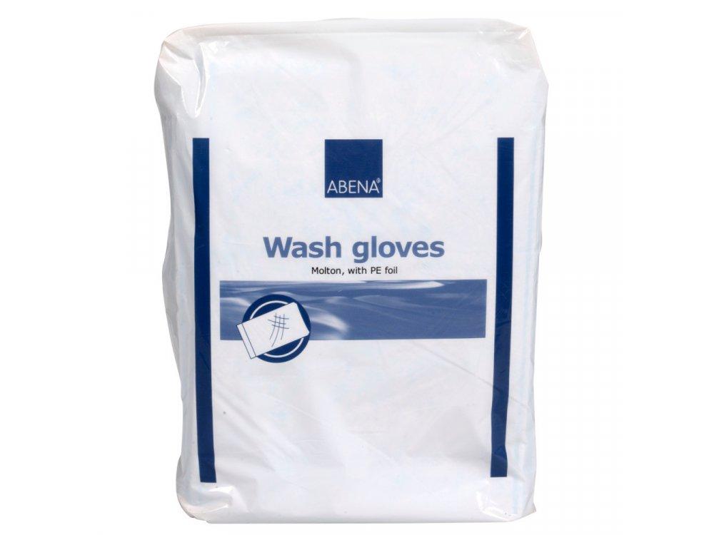 Γάντια καθαρισμού Abena 23x16cm (50τμχ)