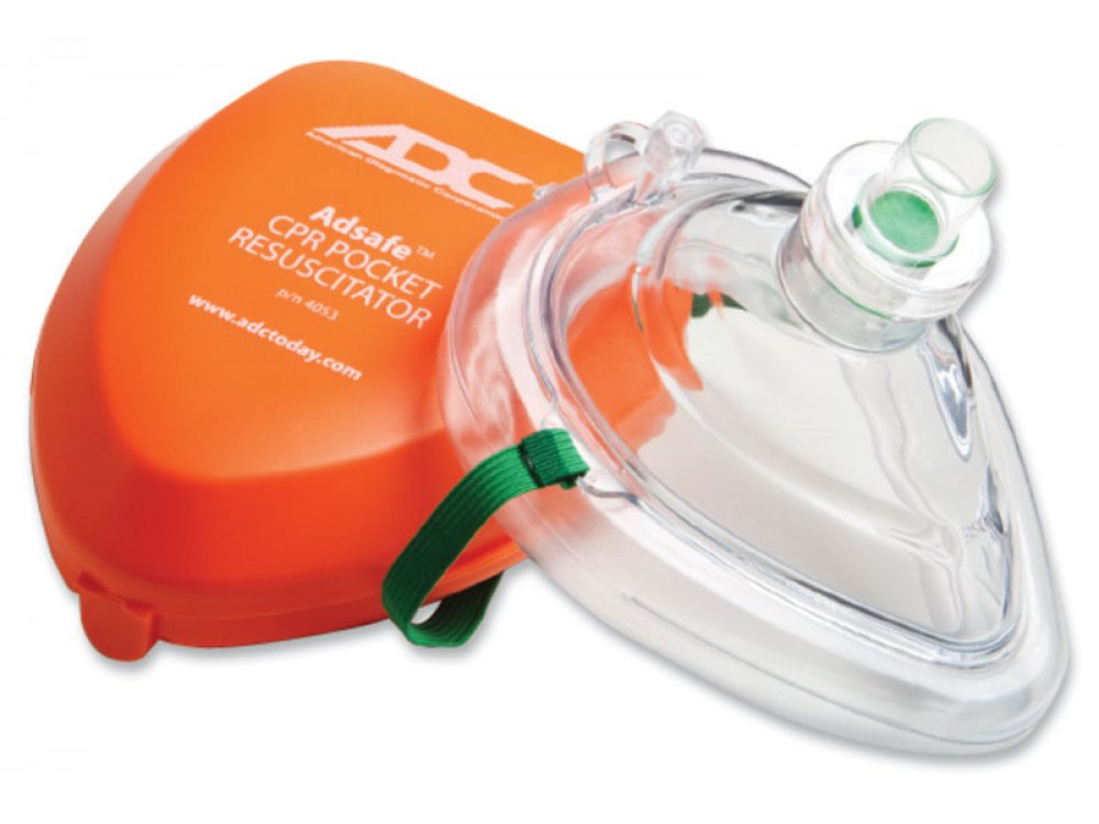 CPR Face Mask