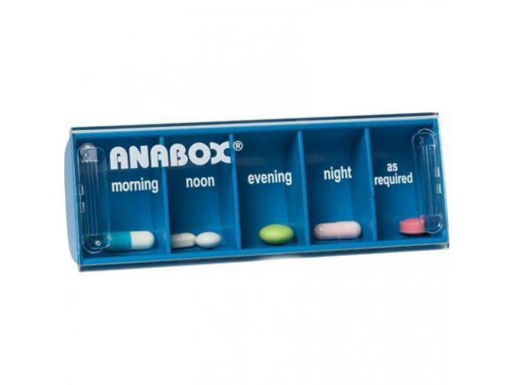 Θήκη χαπιών ημέρας Anabox