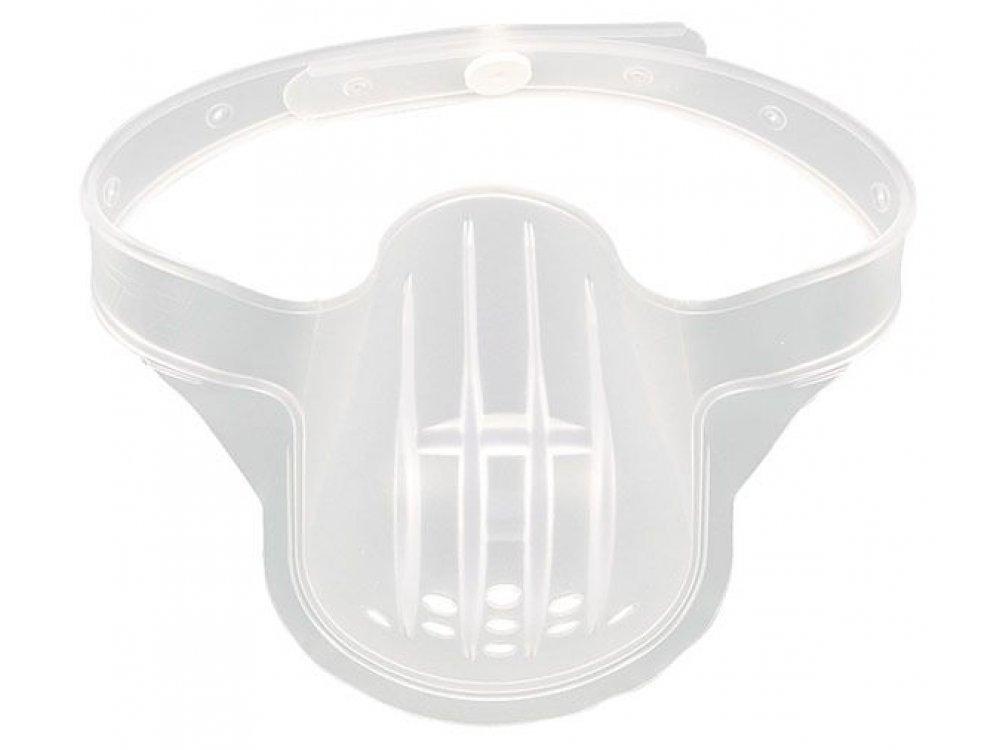 Μασκά προστασίας για ντους Secutrach