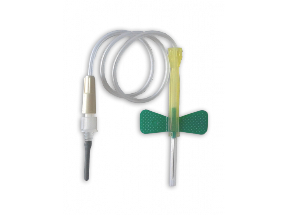 BD Vacutainer Safety - Lok Butterfly Needle
