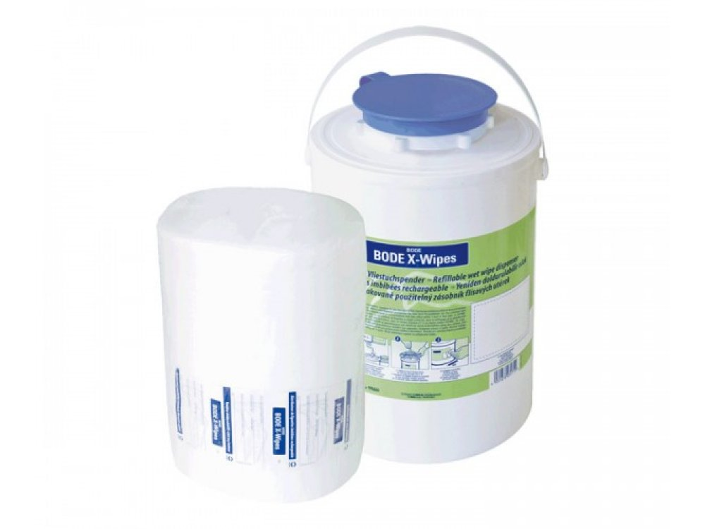 BODE X-wipes - Disinfectant Wipes & dispenser (90pcs)