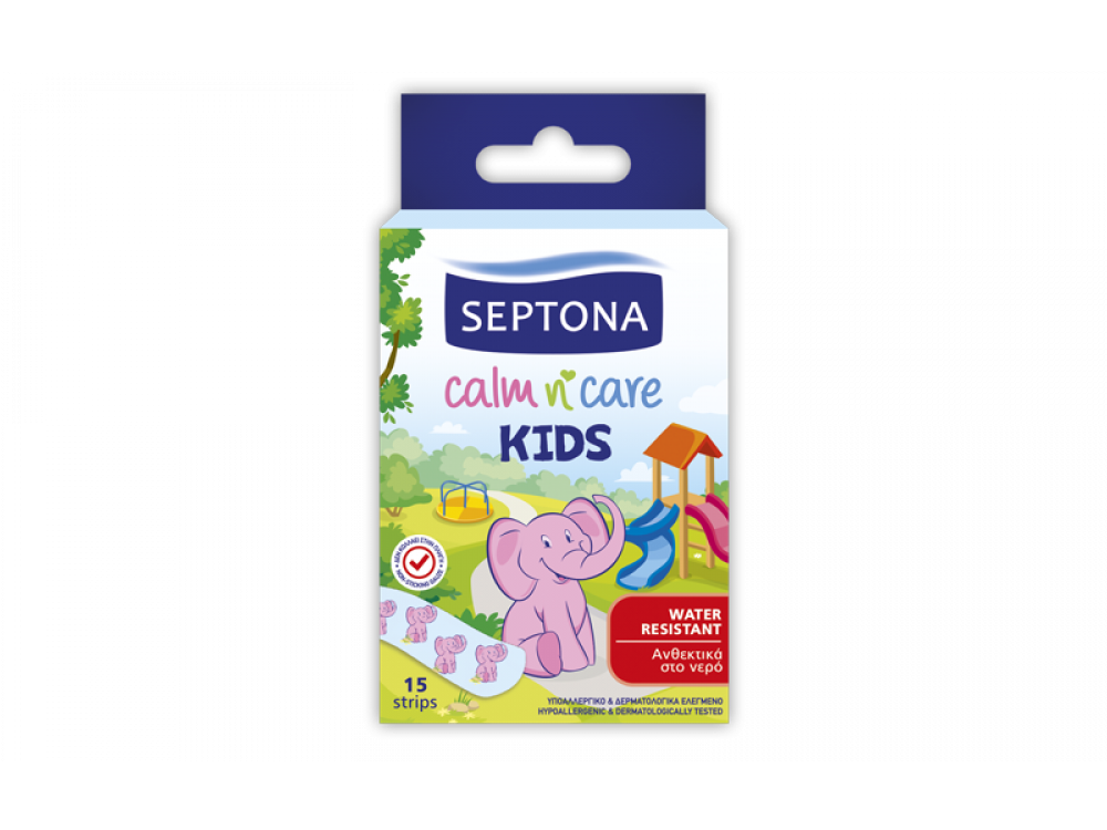 Septona  Calm & Care Kids Plasters  (20pcs)