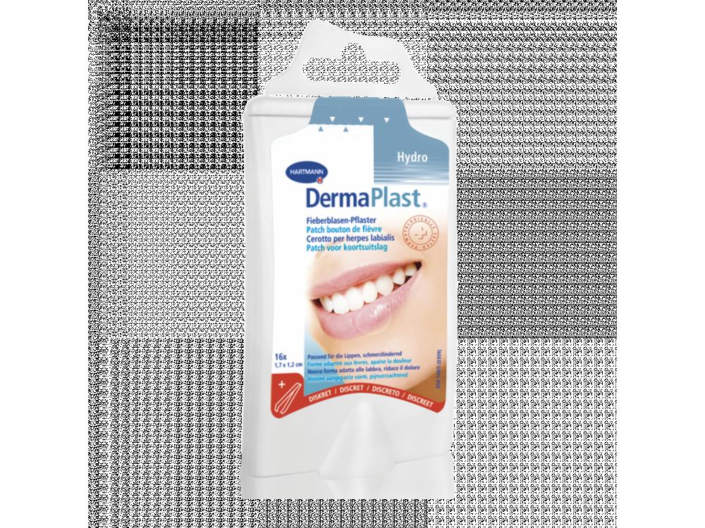 Επιθέματα Dermaplast για Επιχείλιο Έρπη (16τμχ)
