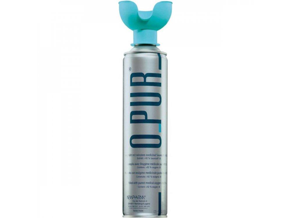 O-Pur Oxygen Bottle