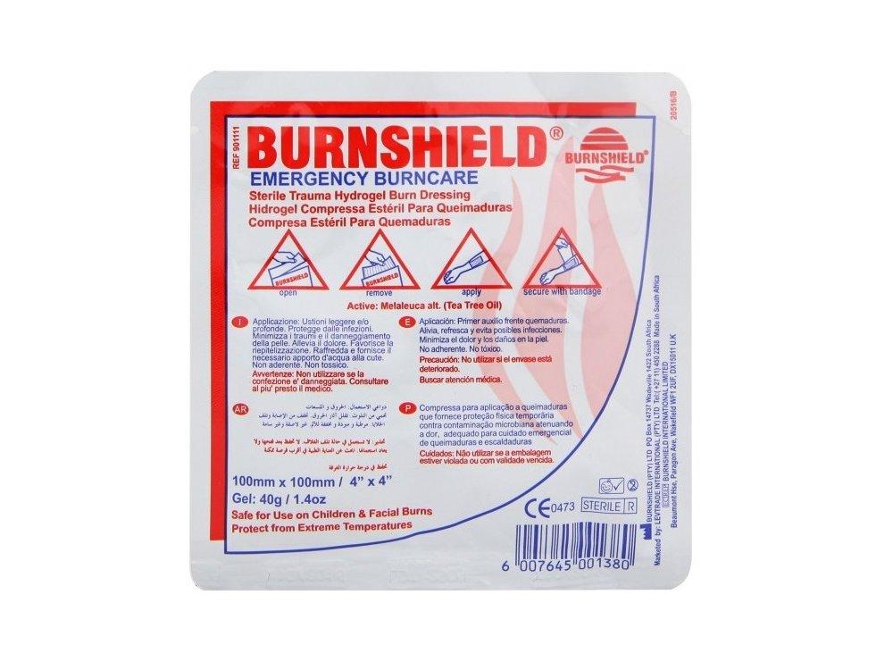 Burnshield Burn Dressing 10x10cm