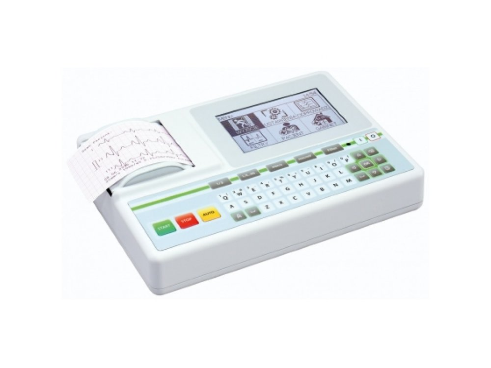Aspel Mr Green Electrocardiograph