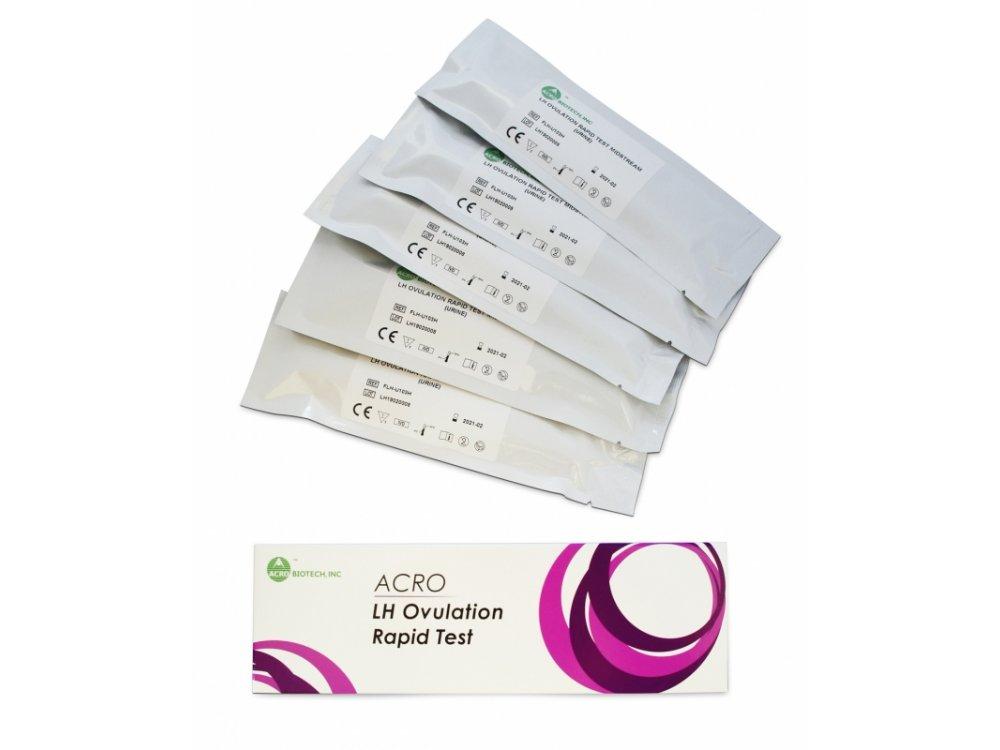 LH Acro Ovulation Test 5pcs