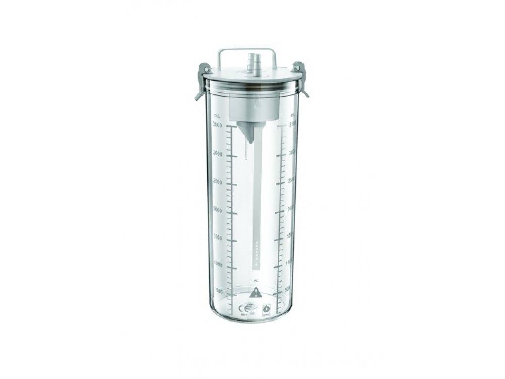 Suction Pump Jar 2lt