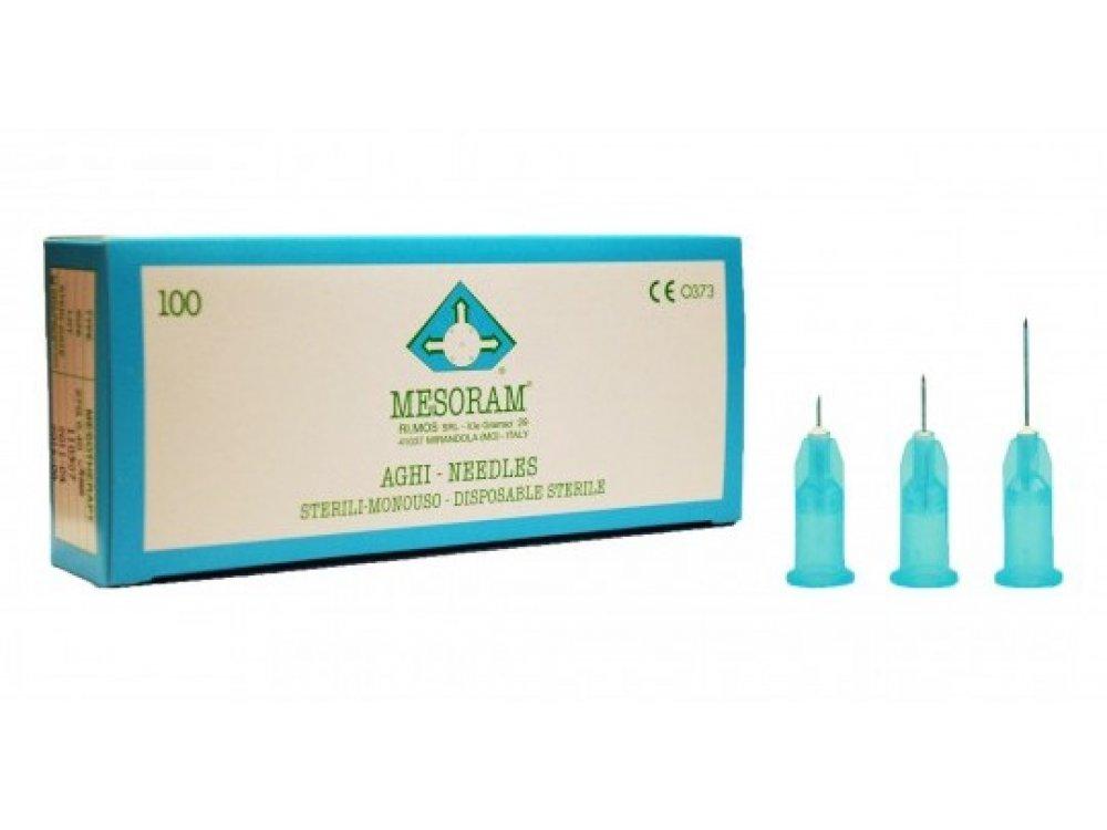Βελόνες μεσοθεραπείας Mesoram G32 (100τμχ)
