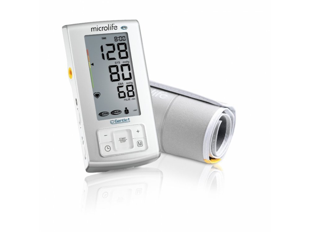 Microlife BP Α6 PC Automatic Blood Pressure Monitor