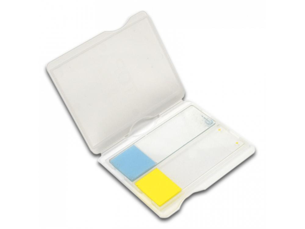 Microscope Slide Plastic Folder For 2 Slides