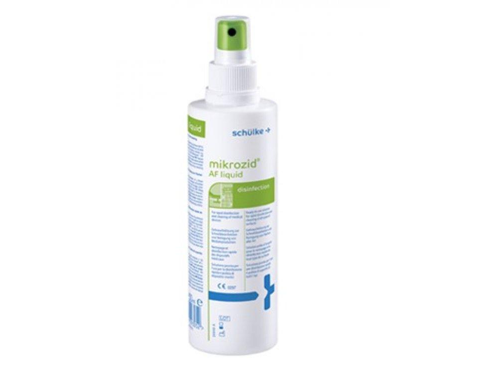 Απολυμαντικό επιφανειών Mikrozid AF Liquid (250ml)