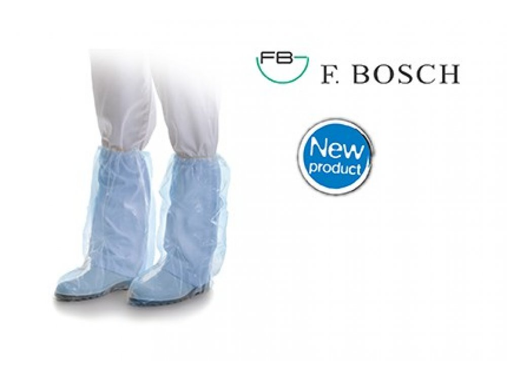 F. Bosch Disposable Overboots (50pcs)