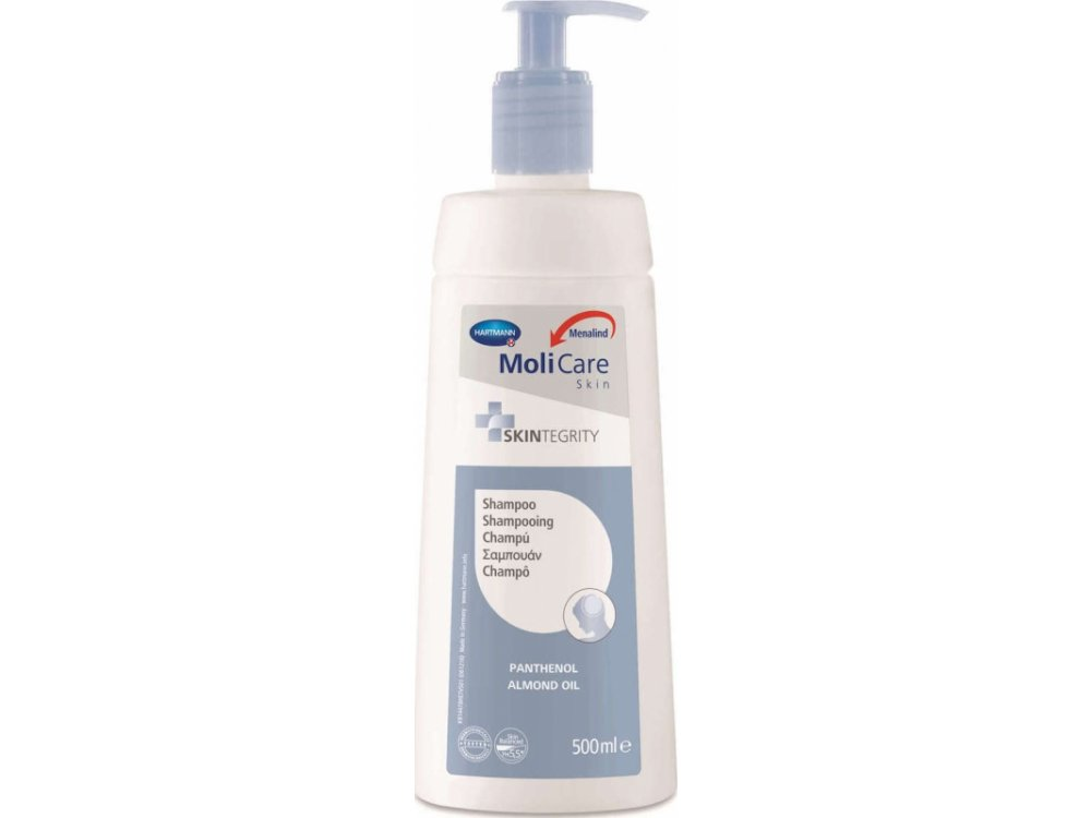Σαμπουάν Molicare Clean 500ml