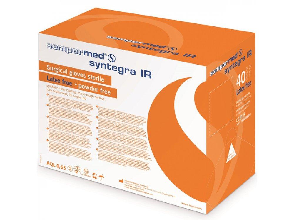 Syntegra IR Latex & Powder free  Sterile Surgical Gloves (pair)