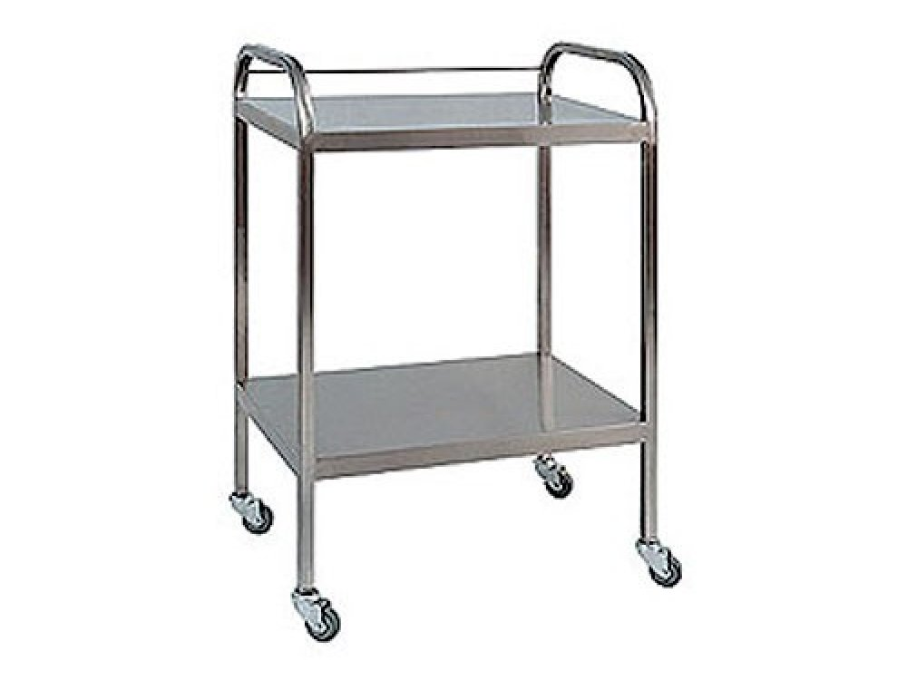 General Use Inox Trolley