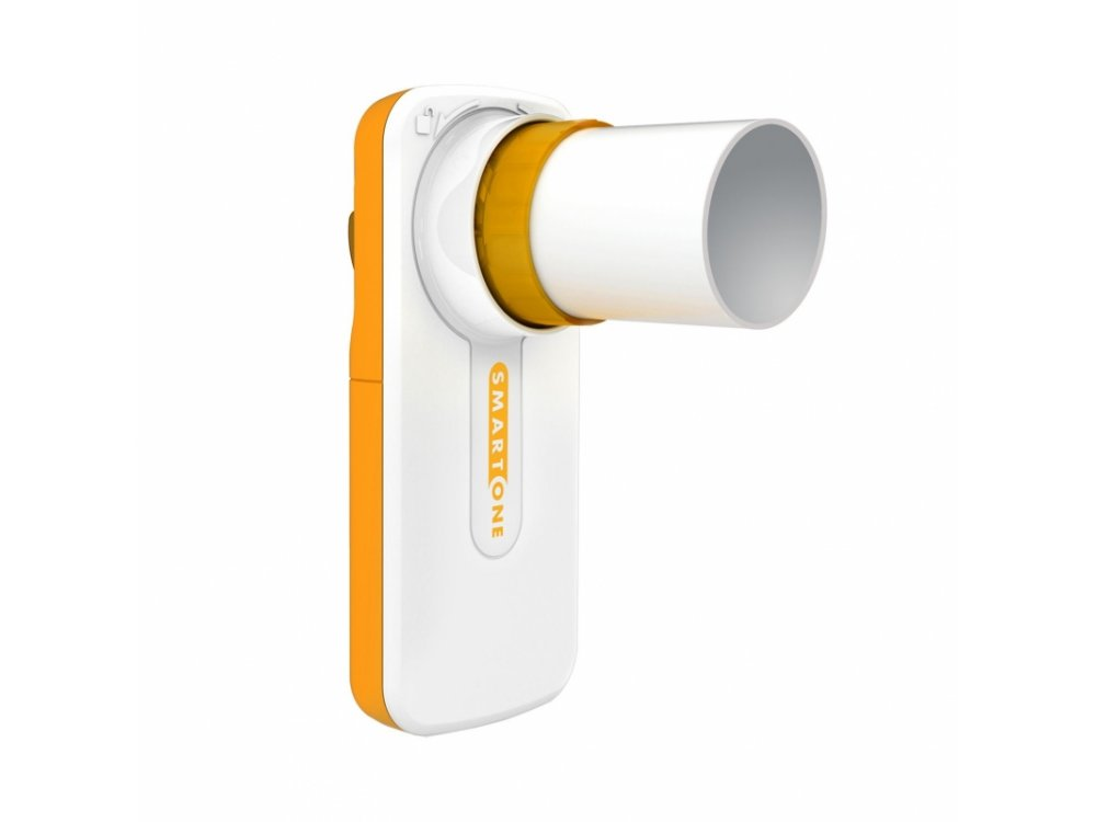 MIR SmartOne Bluetooth-to-Phone Spirometer