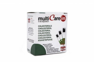 Ταινιες Multicare In Χοληστερίνης 25(τμχ)