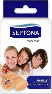 Septona Family Adhesive Plasters (40pcs)
