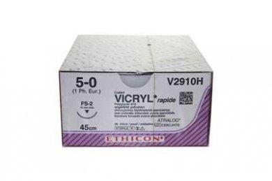 Vicryl Rapide 5.0 Suture