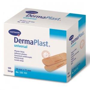 Dermaplast επιμήκη (100τμχ)
