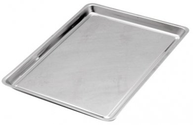 Inox Instrument Tray - Shallow