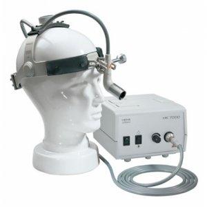 Φωτισμός κεφαλής οπτικής ίνας HEINE