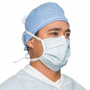 Μάσκες μιας χρήσης δετές 3M