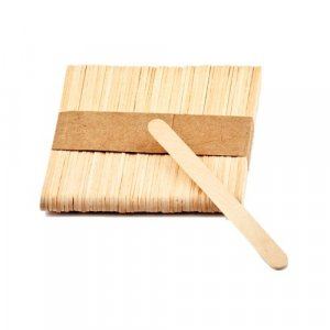 Disposable Wooden Tongue Depressors (500pcs)