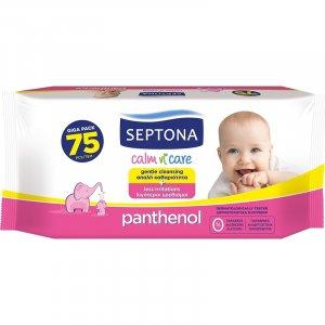 Μωρομάντηλα Septona (72τμχ)