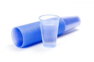 Disposable Plastic Cups (50pcs)