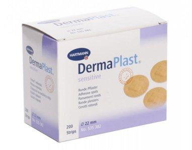 Dermaplast Adhesive Plaster Spots  (200pcs)