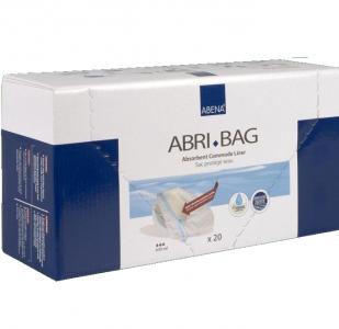 Abri-bag BedPan Liner (20pcs)