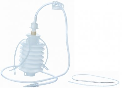 Συσκευή παροχέτευσης θώρακος B-Vac