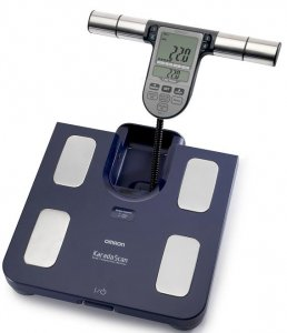 Omron BF 511C Body Composition Monitor / Scale