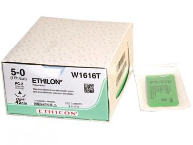 Ethilon 5.0 Suture