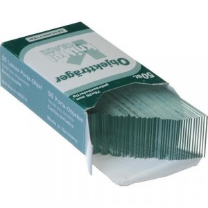 Knittel Microscope Slides (50pcs)