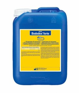 Bodedex forte Instrument Disinfectant 5lt