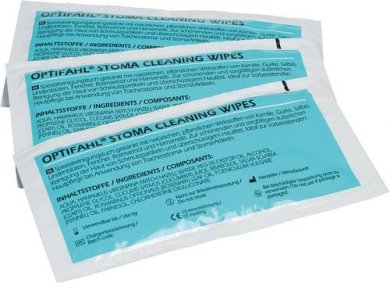 Stoma Cleaning Wipes