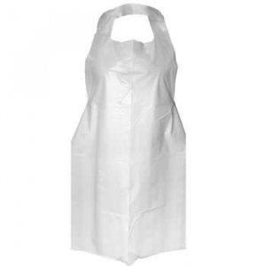 Disposable Plastic Aprons (200pcs)