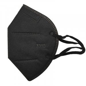 Μάσκες FFP2 μαύρες (20τμχ)