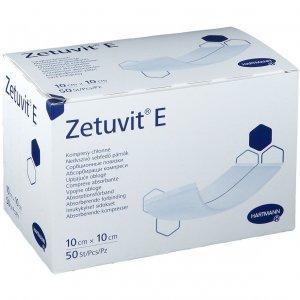 Επιθέματα Zetuvit μη αποστειρωμένα (50τμχ)
