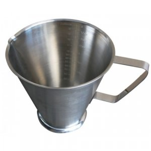 Inox Measuring Jug / Cup 1000ml