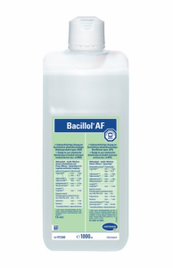 Bacillol Af Surface Disinfectant 1lt