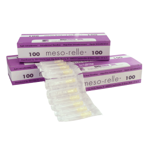 Mesorelle Disposable Mesotherapy Needles G31 (100pcs)
