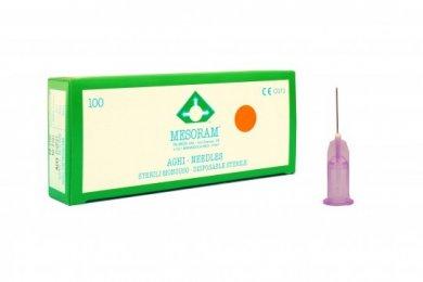 Βελόνες μεσοθεραπείας Mesoram G30 (100τμχ)